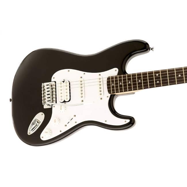 lung dan guitar dien squier bullet stratocaster hss w trem black