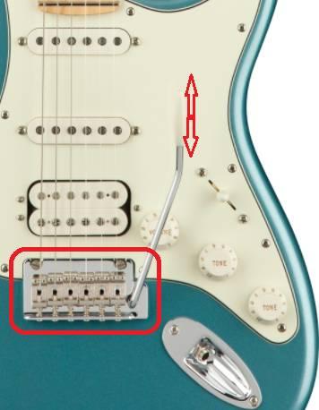ngua can dan guitar dien fender player stratocaster mn tidepool