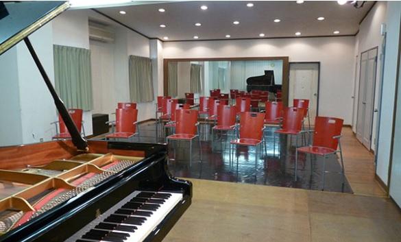 dan Grand piano Kawai GS-50 su dung tai truong nhac nhat ban