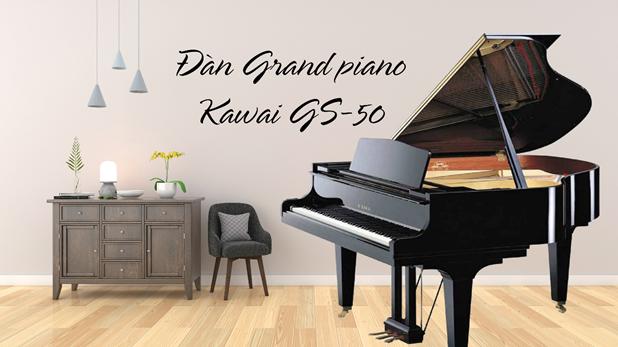 dan grand piano kawai gs-50