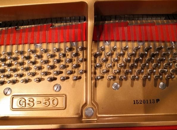 thiet ke pinblocks dan grand piano kawai gs-50
