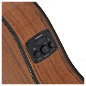 eq dan guitar Fender CN-140SCE NAT