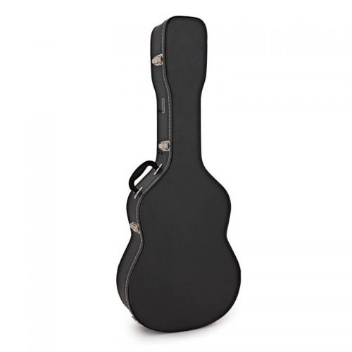 hop dung dan guitar Fender CN-140SCE NAT
