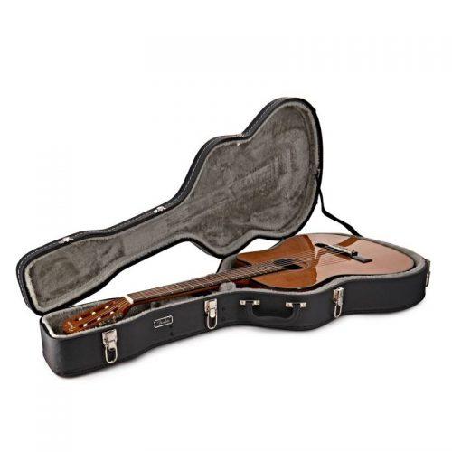 hop dung guitar Fender CN-140SCE NAT