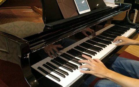 Cửa hàng bán đàn piano cơ cũ giá rẻ TPHCM