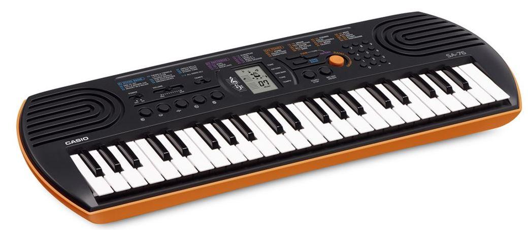 dan organ 44 phim Casio SA-76