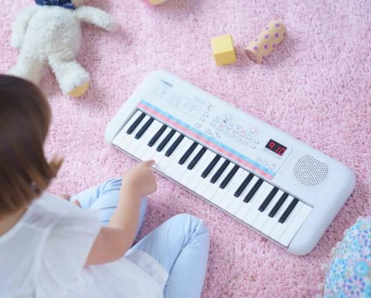 dan organ cho be Yamaha PSS-E30