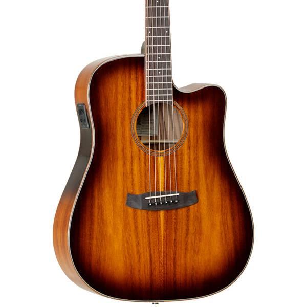 dang dan guitar Tanglewood TW5 KOA