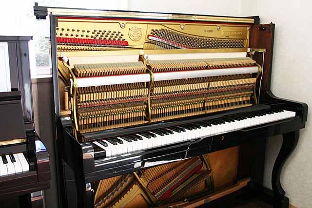 thung dan piano Kraus U130