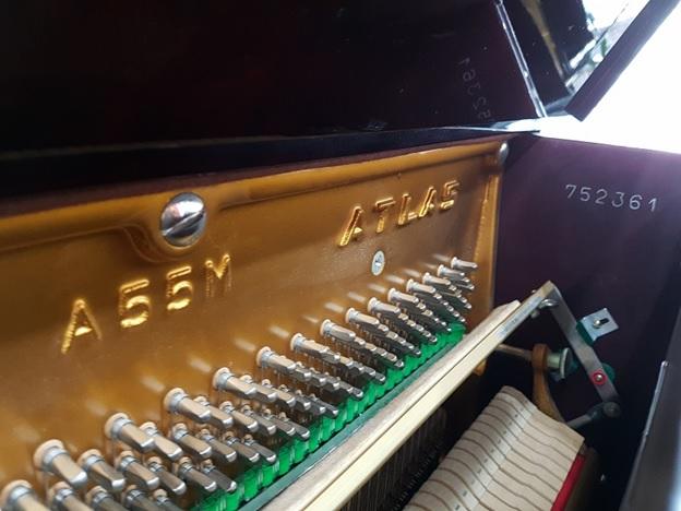 bo may piano Atlas A55M