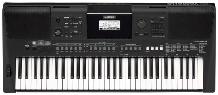 dan organ hoc tap yamaha psr-e463
