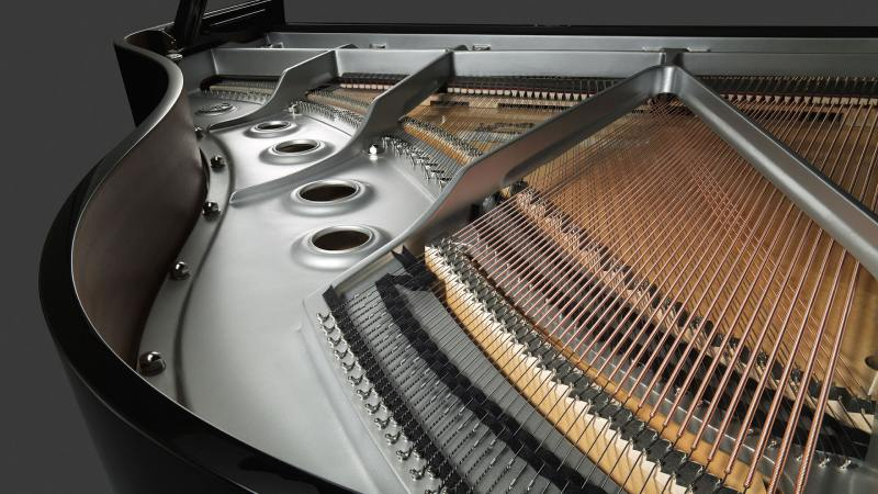 day dan grand piano Yamaha C2X