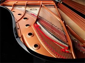 khung piano yamaha c1x