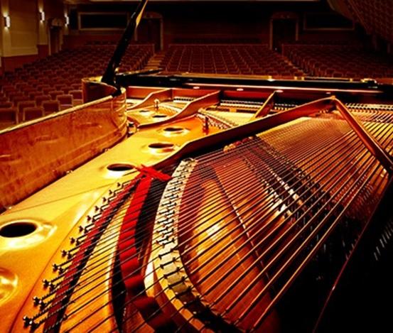 cong nghe Harmonic Imaging tren dan piano dien Kawai KDP-110R