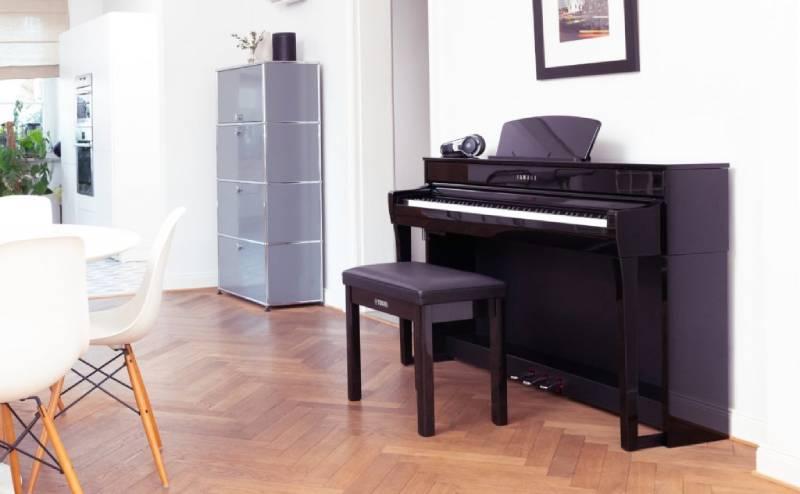 dan piano Yamaha CLP-735