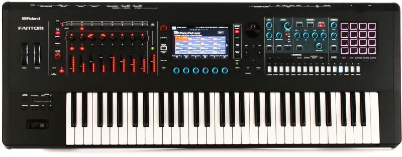 keyboard Roland Fantom 6