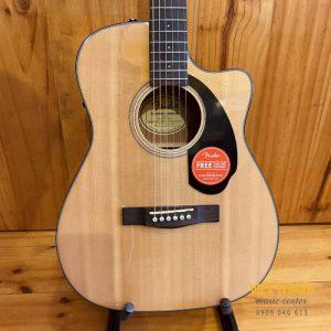 thung dan guitar Fender CC-60SCE