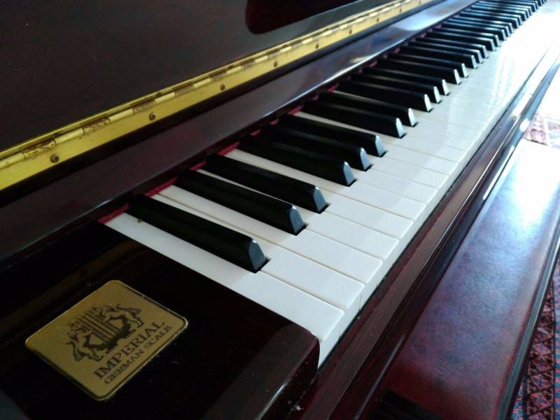 ban phim piano Kohler Campbell KC121MD