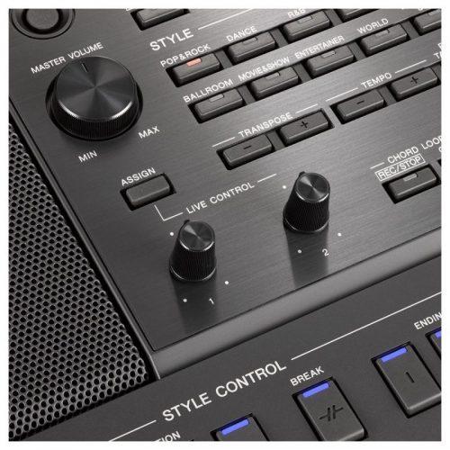 bang dieu khien Yamaha PSR-SX900