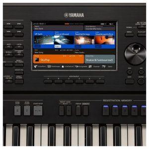 bang dieu khien keyboard Yamaha PSR-SX900