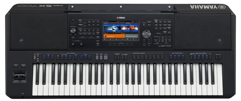 dan Yamaha PSR-SX700
