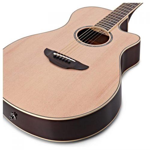 dan guitar Yamaha APX600
