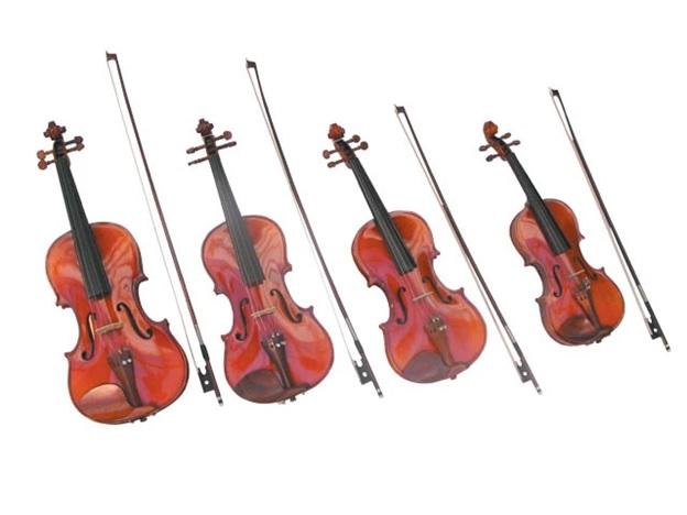 dan violin Kapok V182 1/2