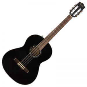 guitar Fender CN-60S mau den