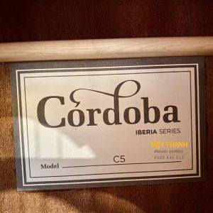 tem guitar Cordoba-C5-SP