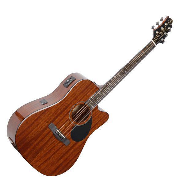 Đàn guitar Samick D-1 CE NAT