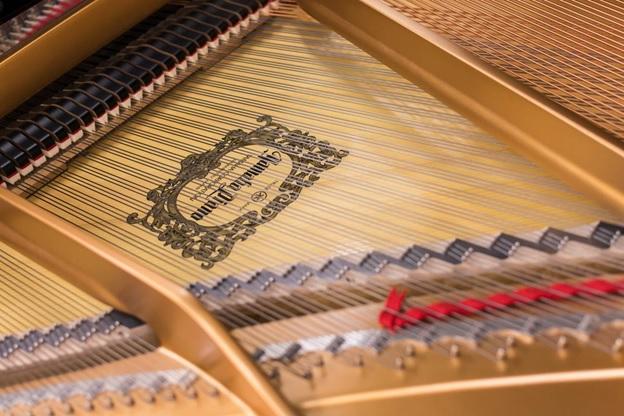 Bảng cộng hưởng đàn piano Yamaha G5e