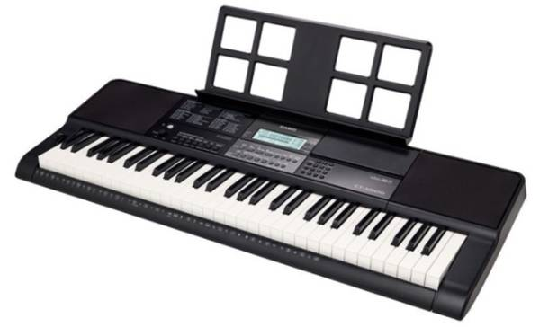 dan organ casio ct-x800