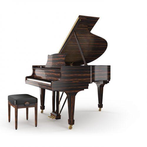 dan piano grand Steinway M-170