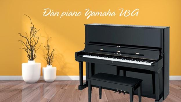 dan piano yamaha u3a