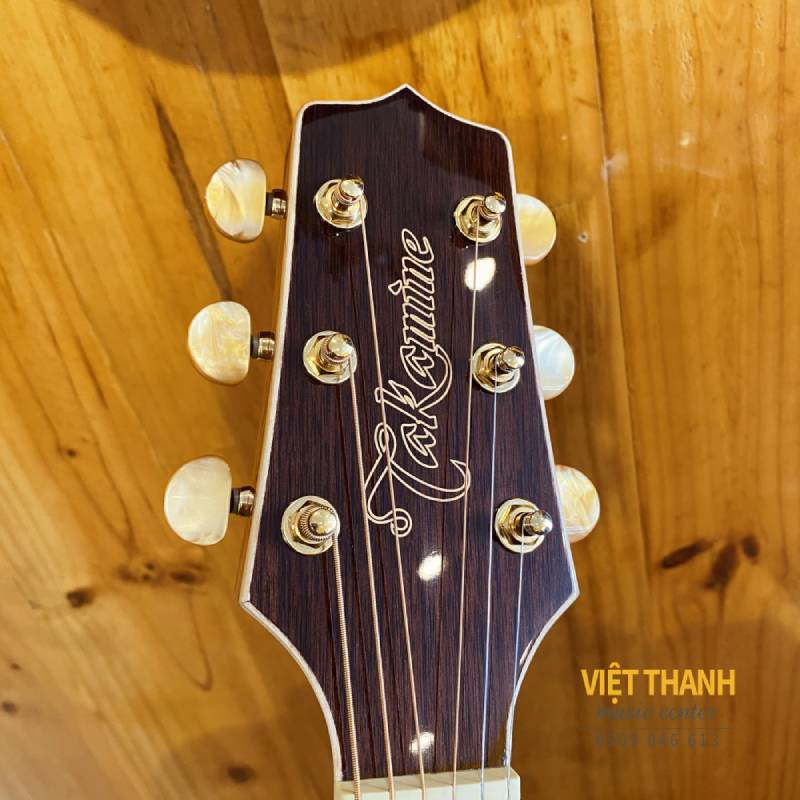 dau dan guitar Takamine GD71CE