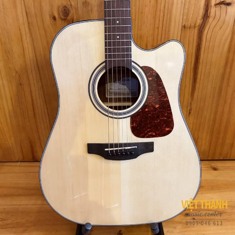 mat truoc guitar Takamine GD15CE