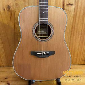 mat truoc guitar Takamine GD20-NS
