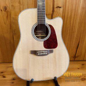 mat truoc guitar Takamine GD71CE