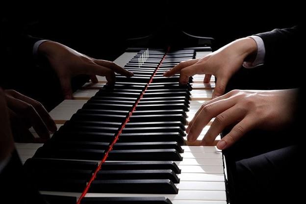 Phím đàn piano Yamaha G5E