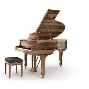 piano grand Steinway M-170
