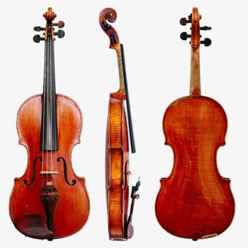 violon Kapok MV005 size 1-2