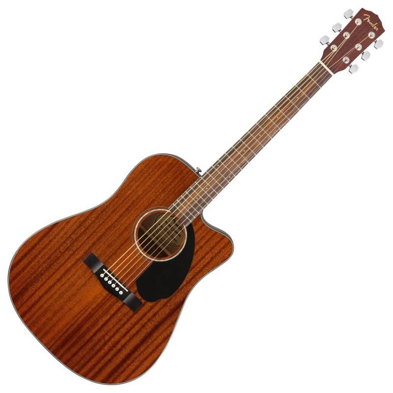 Fender CD-60SCE mau go