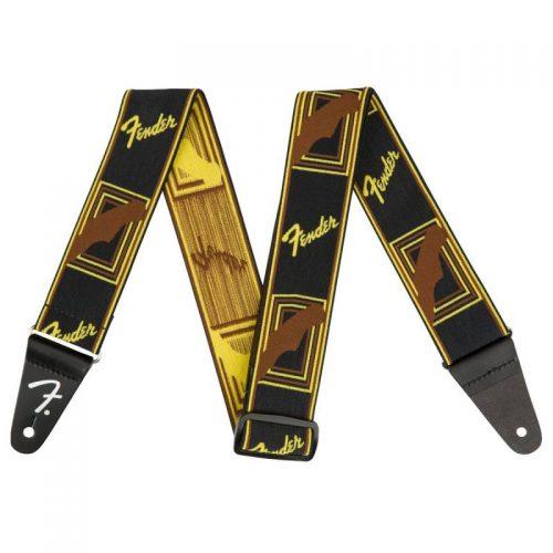 Fender Weighless 2 Monogram Strap
