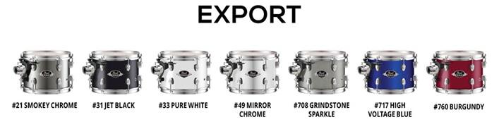 Pearl EXX725SP