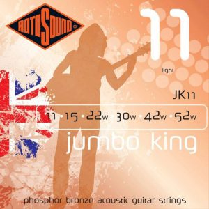 Rotosound Jumbo King JK11