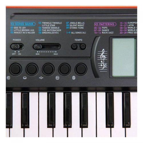 bang dieu khien organ Casio SA-76