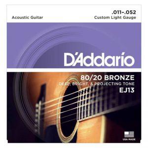 D'Addario EJ13