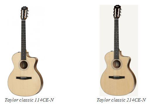 dan guitar classic taylor