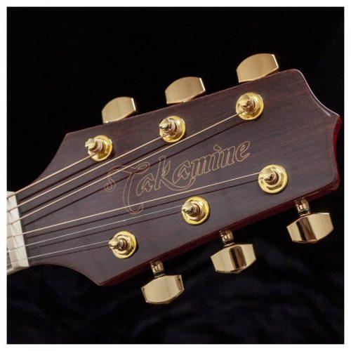 dau dan guitar Takamine GD51CE
