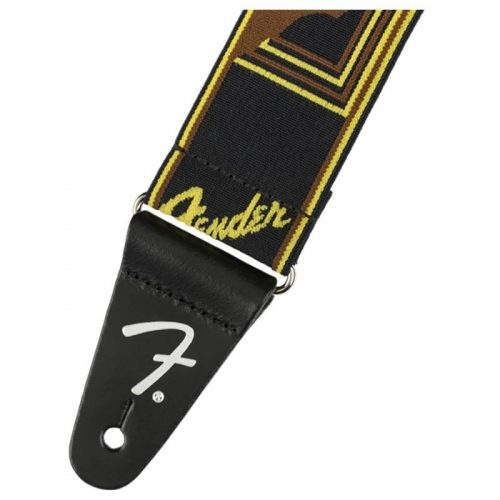 day deo Fender Weighless 2 Monogram Strap
